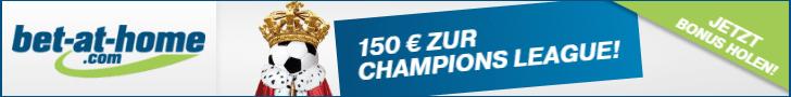 Bet at Home 150 € Bonus