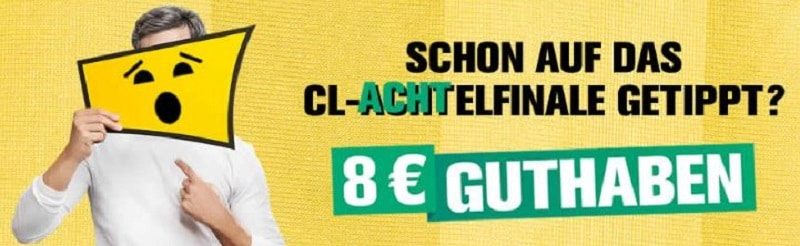 interwetten Champions-League Angebot