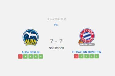 Alba-Berlin-Bayern-Muenchen-BBL-Finals-Tipps-Quoten-Livestreams