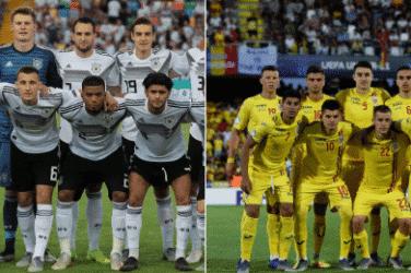 Deutschland-Rumänien-U21-EM-Halbfinale