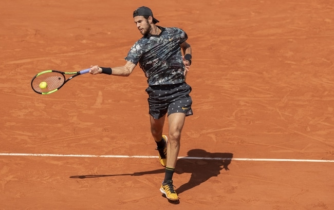 Matteo Berrettini vs. Karen Khachanov Stuttgart Open 2019 Tipps, Prognose, Livestream