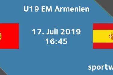 Portugal-Spanien-U19-Armenien