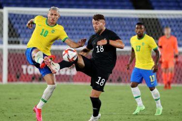 Brazil 4-2 Germany