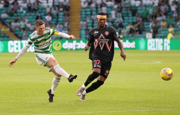 Celtic 1-1 Midtjylland