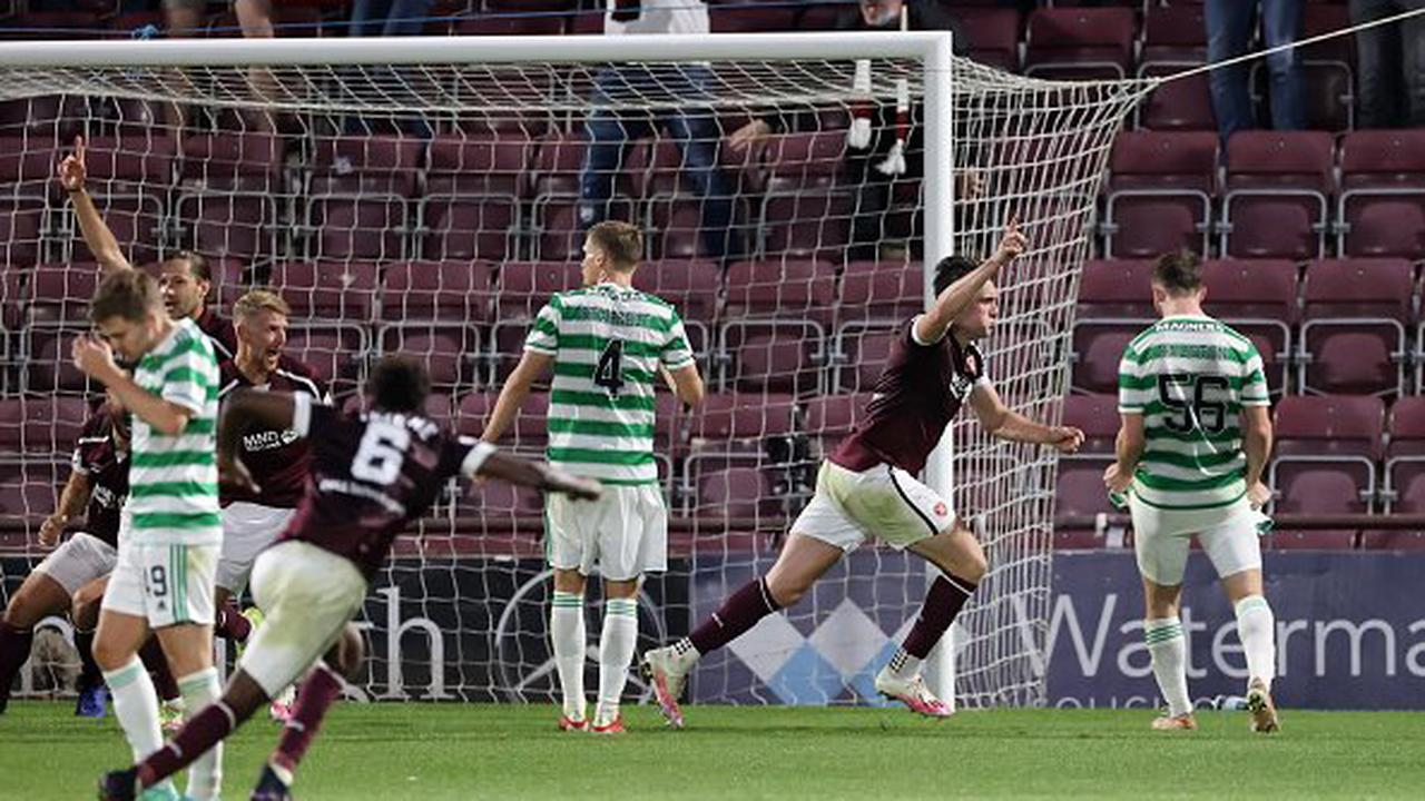 Hearts 2-1 Celtic Key Talking Points As The Hoops