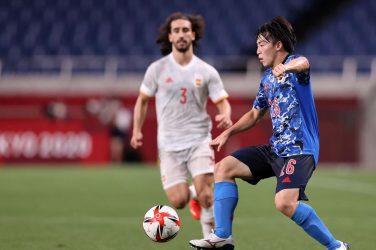 Japan 0-1 Spain