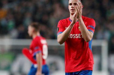 Kristijan Bistrovic free kick