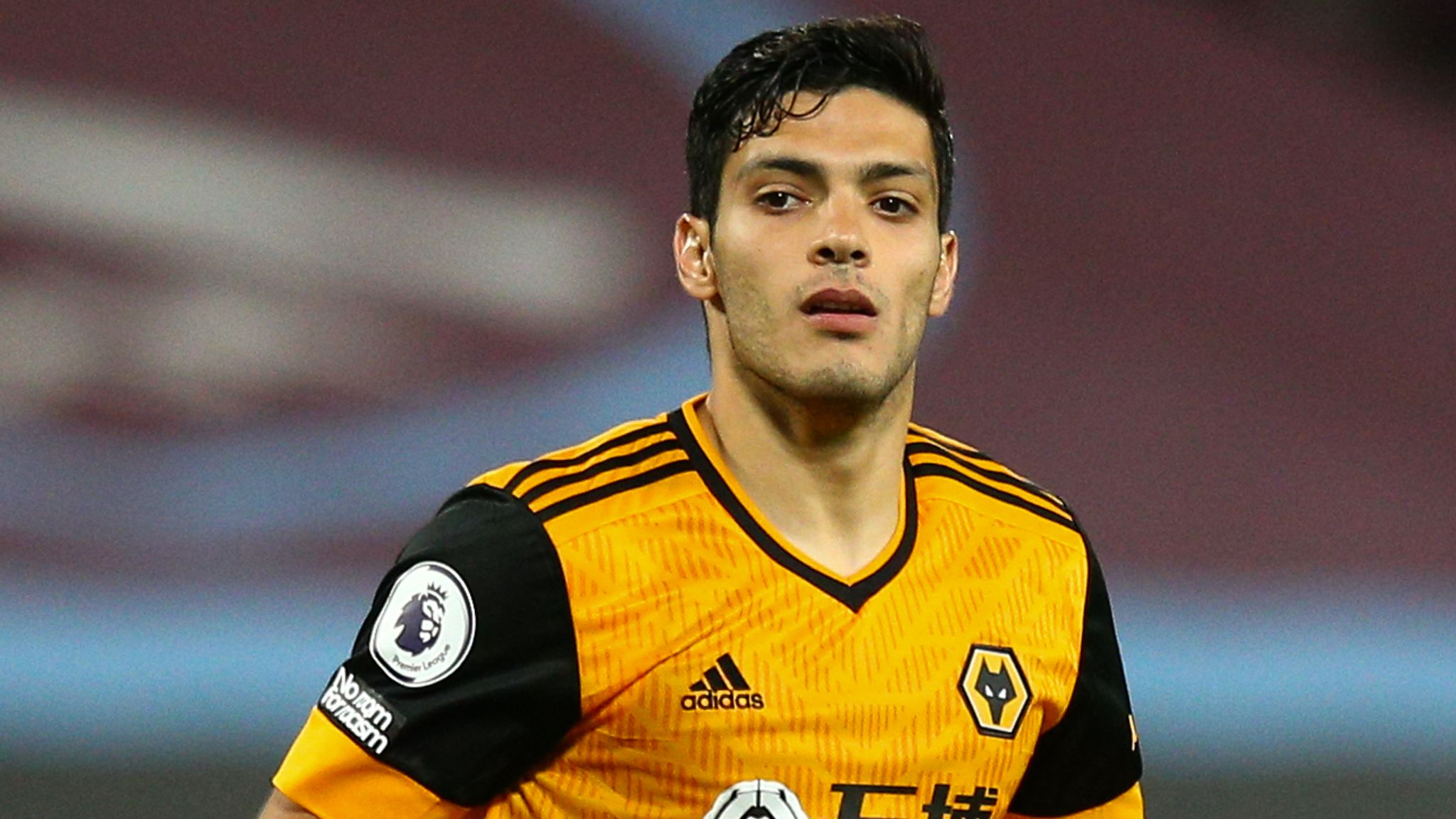 Wolves striker Raul Jimenez thankful for support during skull fracture recovery
